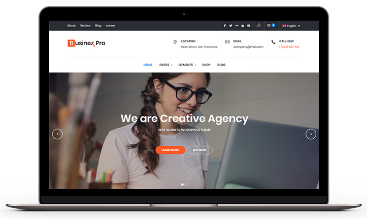 Keon Themes - Clean, Flexible and Super Responsive WordPress Themes